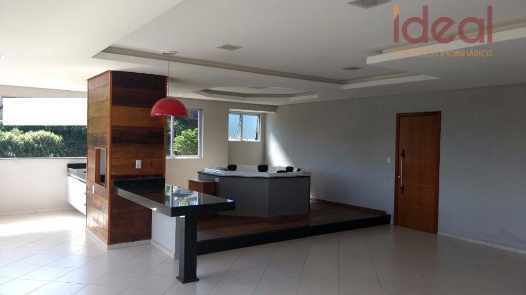 Cobertura residencial à venda, Silvestre, Viçosa - CO0029.