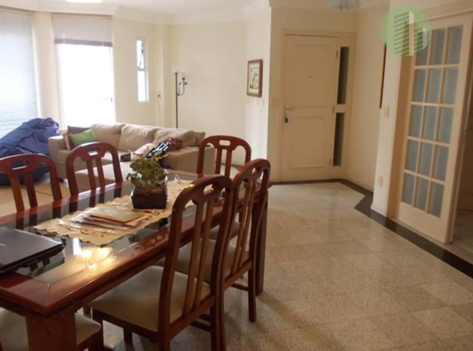 amplo apartamento 4 quartos + 4 vagas + dependência   centro florianópolis