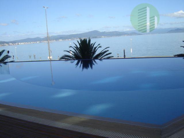 residencial la perle beira mar, um empreendimento sem igual em florianópolis com fantástica vista para o...