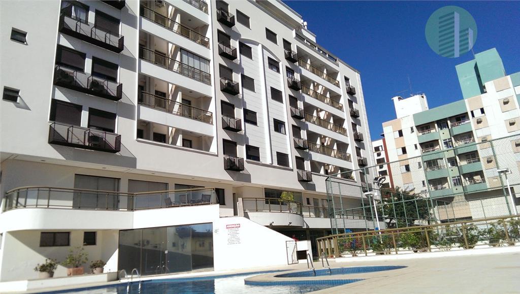 Athenas Park UFSC | 2D + 1VG|  Condomínio Completo