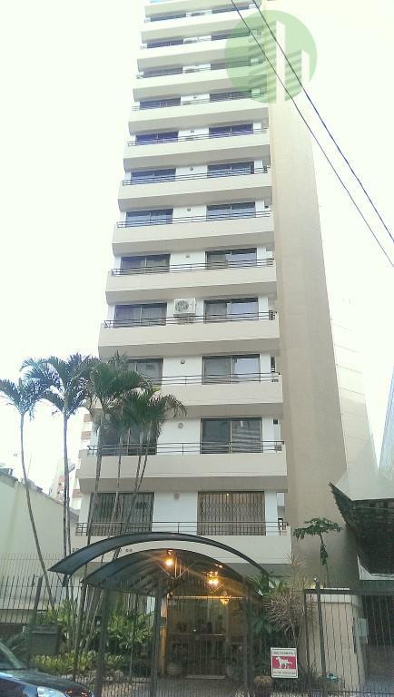 Rua Luiz Delfino | 1 Apartamento por Andar | 145,95m² Privativos