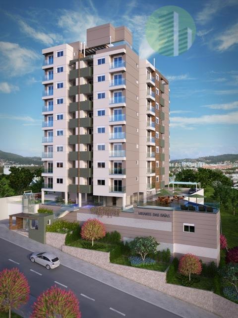 Apartamento Itacorubi | 2D + 2VG | Em Obras