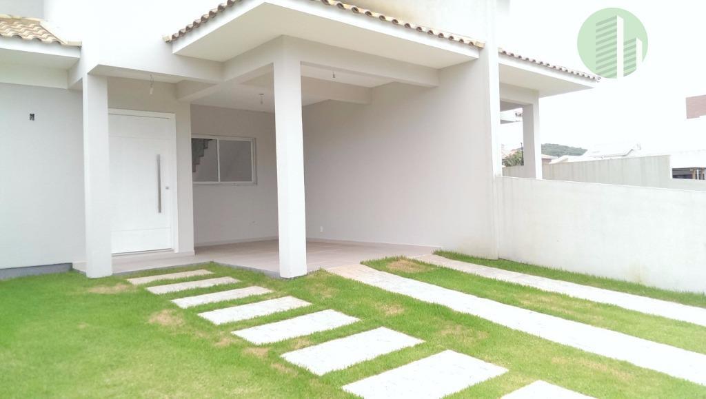Linda Casa Nova| Condomínio | Ótimo Acabamento