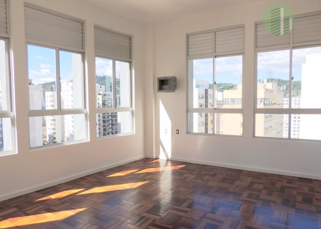 Rua Felipe Schmidt | Apartamento 3D | Andar Alto
