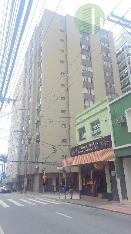 Rua Felipe Schmidt | 1 Quarto - Andar alto |R$160mil