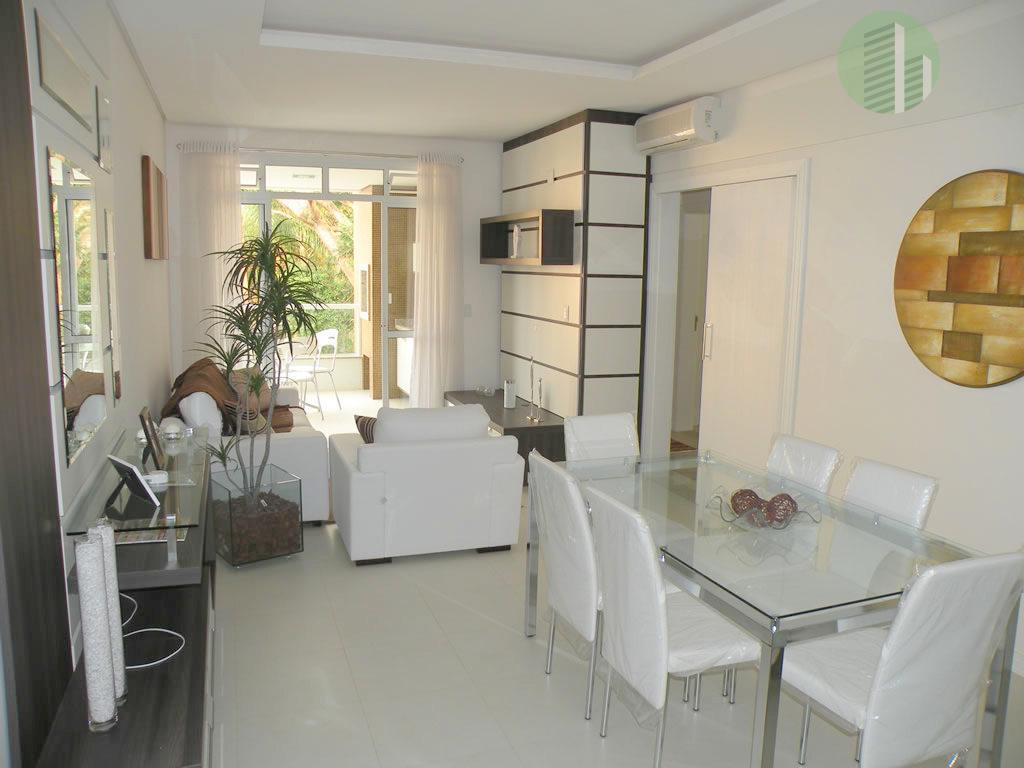 Apartamento Coqueiros | 3 Quartos + 3 Vagas | Mobilia Seminova