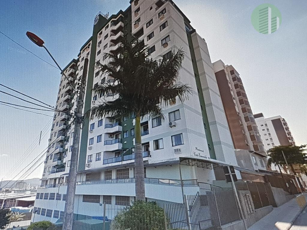 Apartamento residencial à venda, Barreiros, São José.