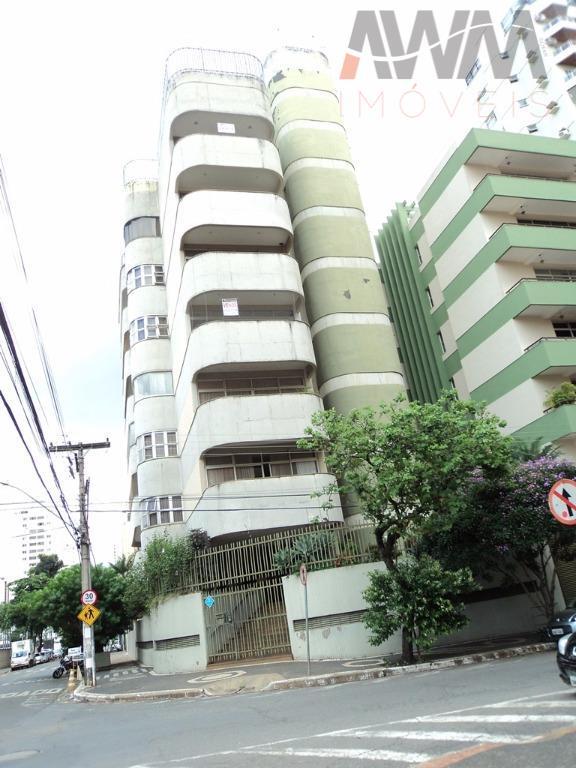 Apartamento a venda Setor Oeste, 4 quartos, 3 vagas