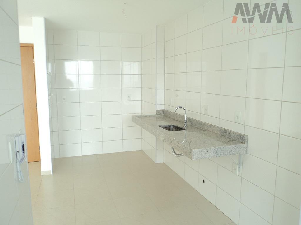 residencial veredas do lago - setor oeste apartamento com 76 m²são 2 quartos sendo 1 suíte,...