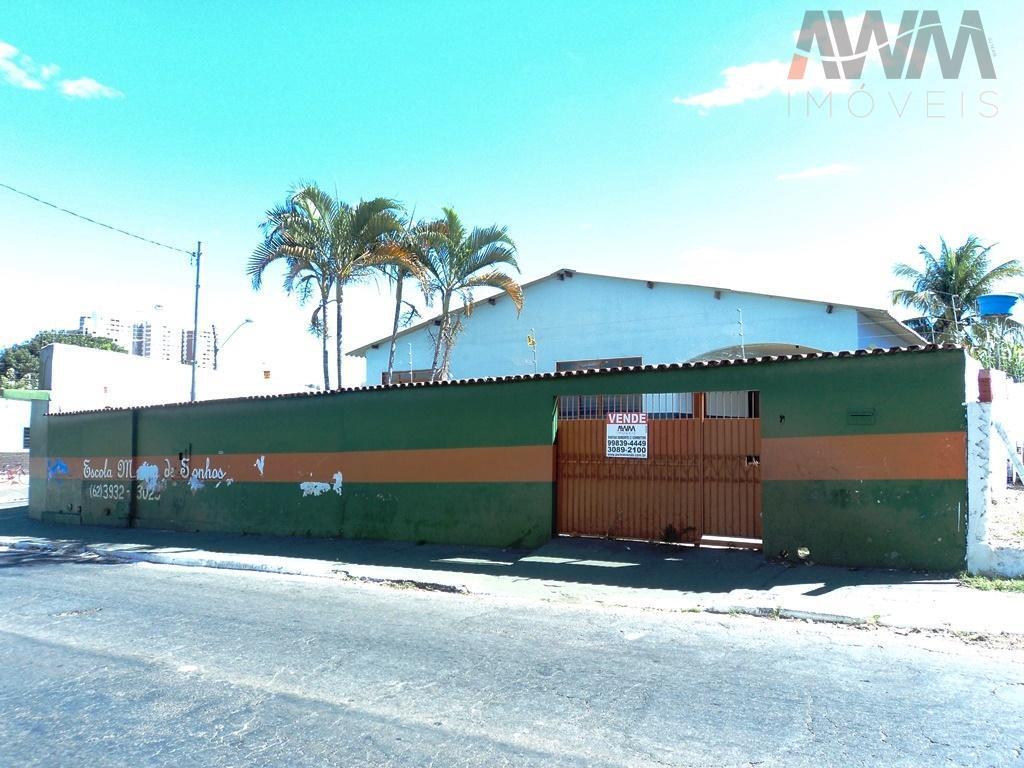 Casa Comercial a venda, Jardim Bela Vista - Goiânia
