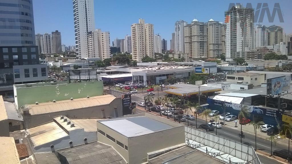 Cobertura residencial para locação, Setor Oeste, Goiânia.