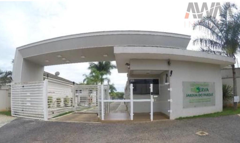 Sobrado residencial à venda, Parque Amazônia, Goiânia.