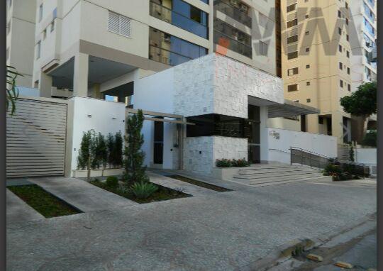 Apartamento residencial à venda, Setor Bueno, Goiânia.