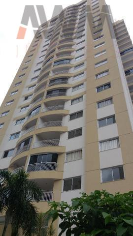 Apartamento residencial à venda, Parque Amazônia, Goiânia.