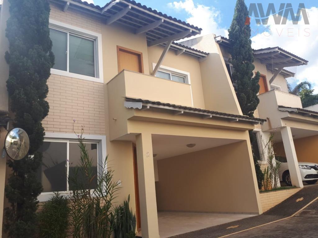 Sobrado residencial à venda, Jardim Europa, Goiânia.