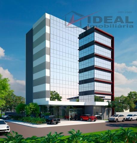 Sala comercial à venda, Centro, Mineiros - SA0001.