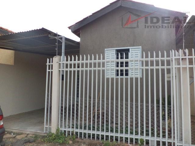 Casa para lugar Mineiros go 3 quartos