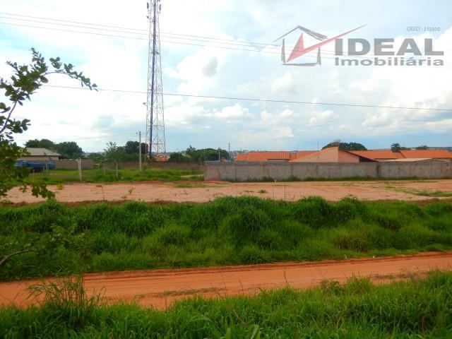 Área 2058 m² Rodovia GO 341