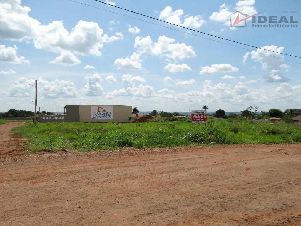 Terreno residencial à venda, Boa Vista, Mineiros - TE0068.