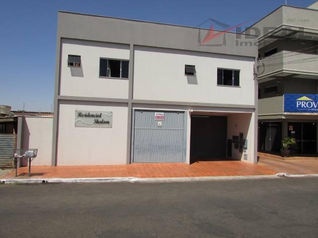Apartamento 1 suíte Centro