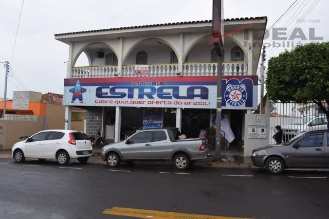 Apartamento residencial para locação, Centro, Mineiros.