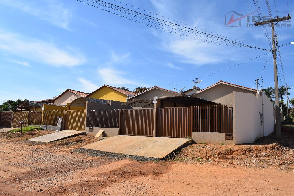 Casa residencial à venda, Boa Vista, Mineiros.