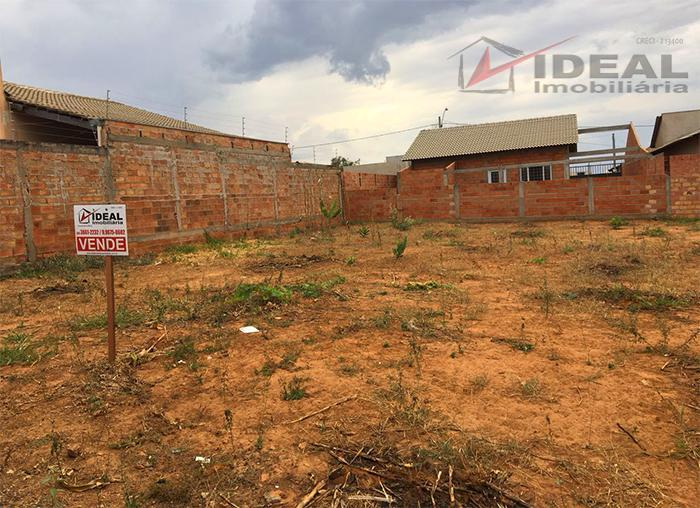 Terreno residencial à venda, Almerinda de Rezende, Mineiros.