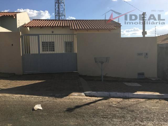 Casa residencial à venda, Nossa Senhora Aparecida, Mineiros.