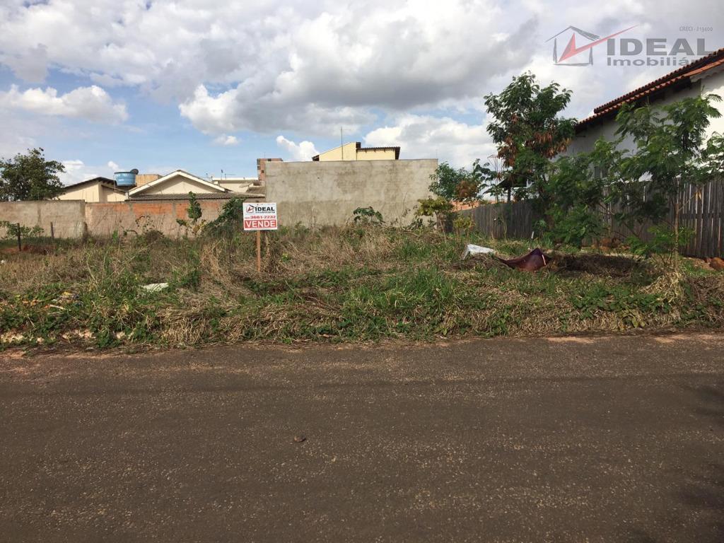 Terreno residencial à venda, Cidade Nova, Mineiros.