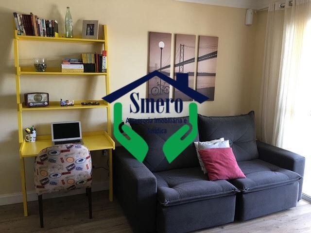 Apartamento residencial à venda, Butantã, São Paulo - AP1540.