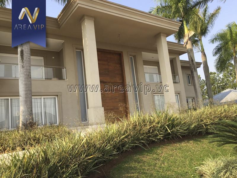 Casa com 6 dormitórios à venda, 2600 m² por R$ 22.000.000 - Residencial Três (Tamboré) - Santana de Parnaíba/SP