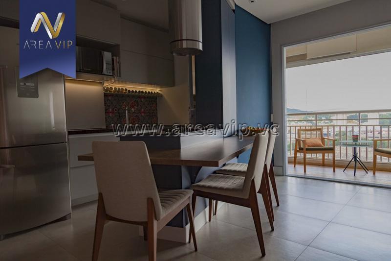 Apartamento com 1 dormitório à venda, 68 m² por R$ 650.000 - Alphaville - Barueri/SP