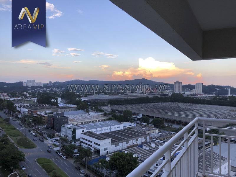 Apartamento com 2 dormitórios à venda, 86 m² por R$ 680.000 - Alphaville - Barueri/SP