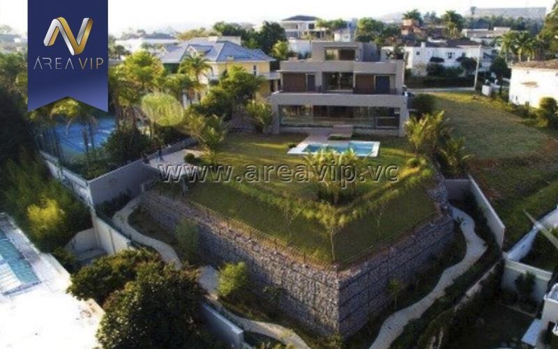 Casa com 6 dormitórios à venda, 1153 m² por R$ 16.500.000 - Residencial Dois (Tamboré) - Santana de Parnaíba/SP