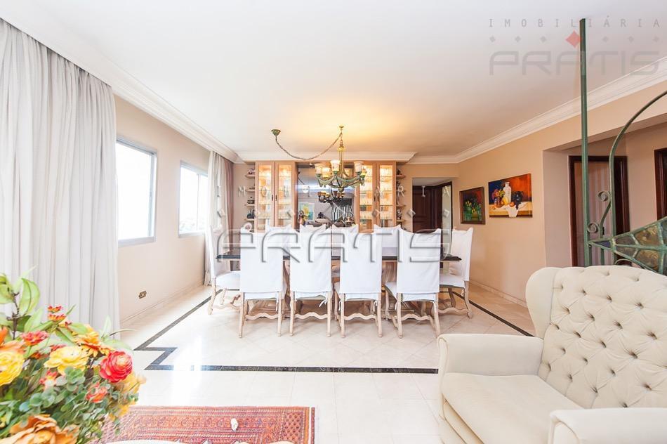 apartamento - 431 m2 de área total - 1 apartamento por andar, vista panorâmica, 2 elevadores,...
