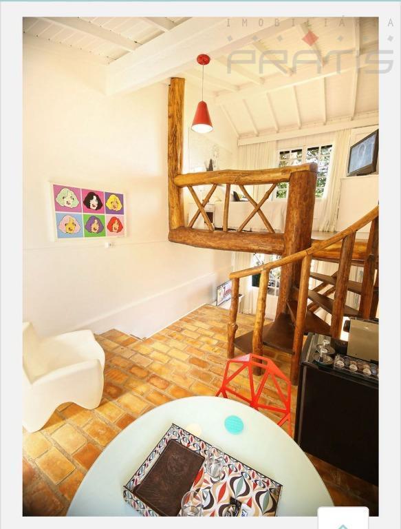 casa de praia vista para o mar-praia do rosa-rua caminho do rei - santa catarina-pousada com...