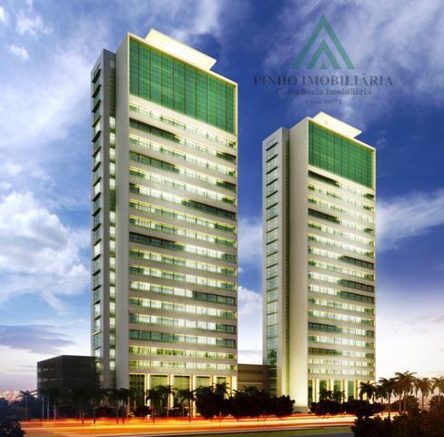 Sala Comercias para vender no Prédio Evolution Central Park / ITC Central Park, com salas de 28 a 533 m² Papicu, Fortaleza.