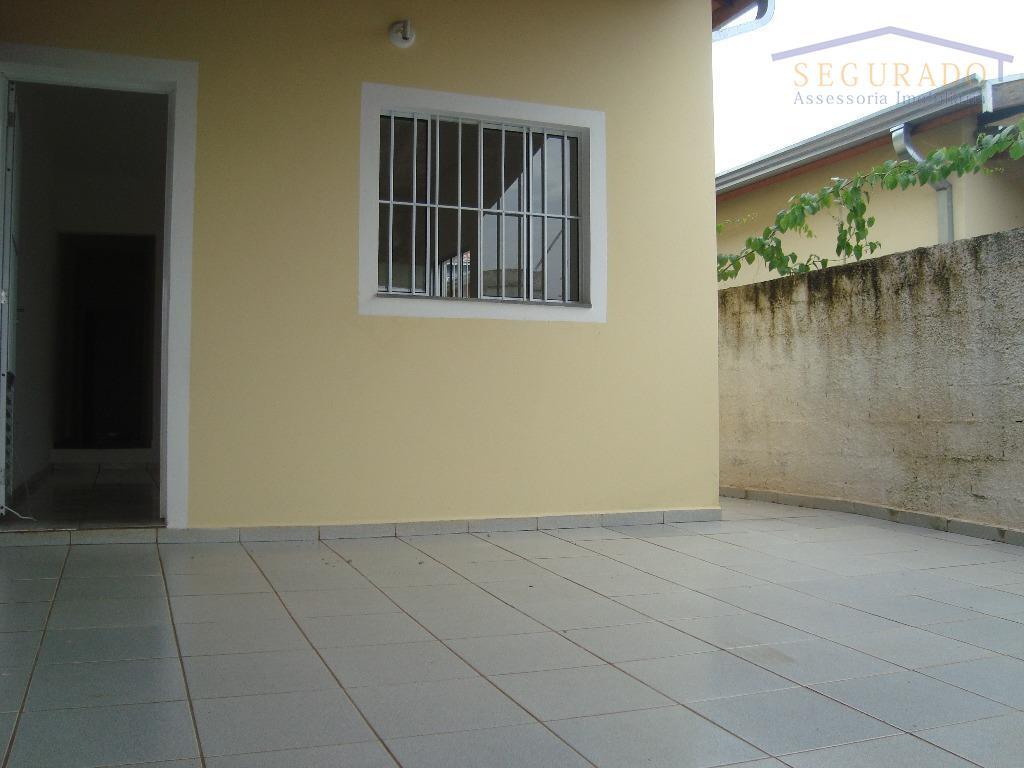 Casa  residencial para locação, Bosque de Barão Geraldo, Campinas.