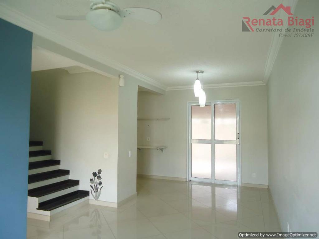 Sobrado 03 dormitórios com móveis planejados - Villa Flora H de Renata Biagi Corretora de Imóveis.'