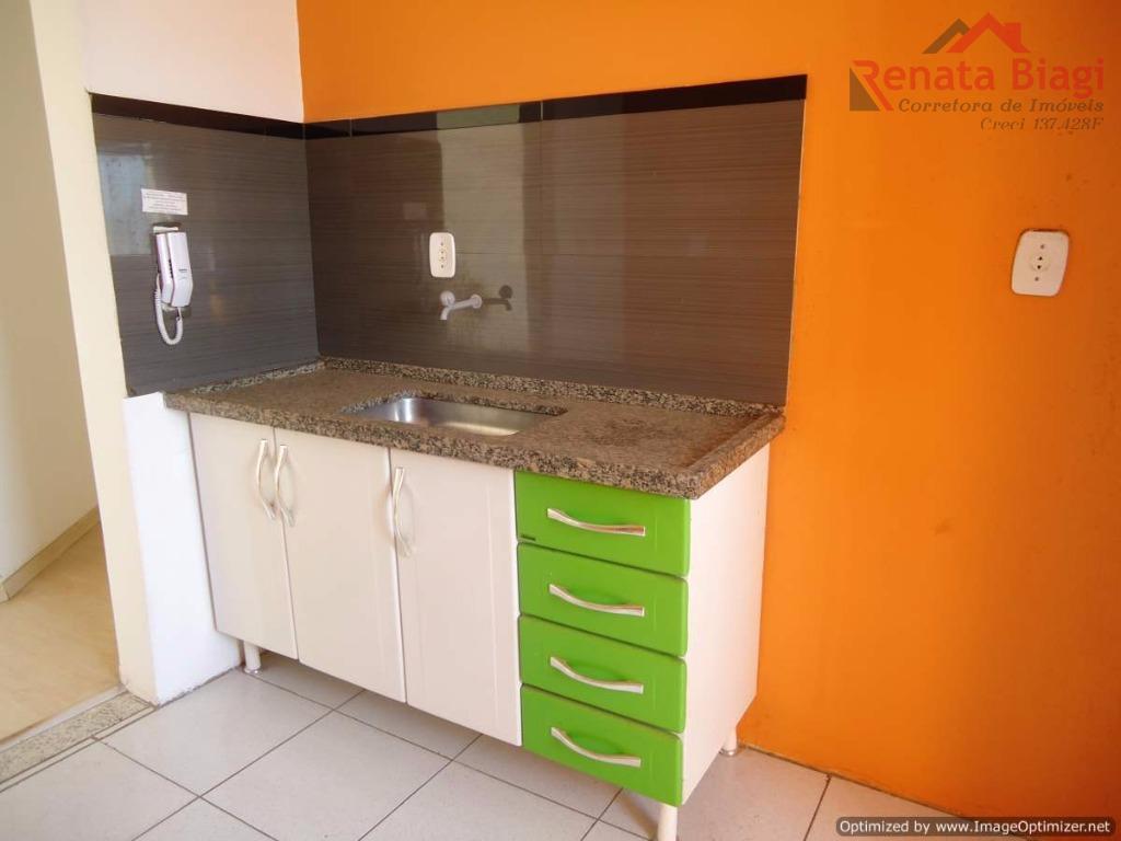 Apartamento 2 dormitórios à venda, 62 m² por R$ 140.000 - Jardim Santa Esmeralda - Hortolândia/SP