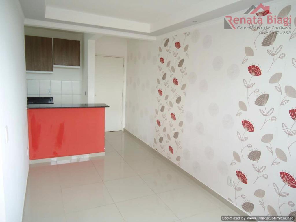 Apartamento 2 Dormitórios, Condomínio Harvard - Chácaras Fazenda Coelho - Hortolândia