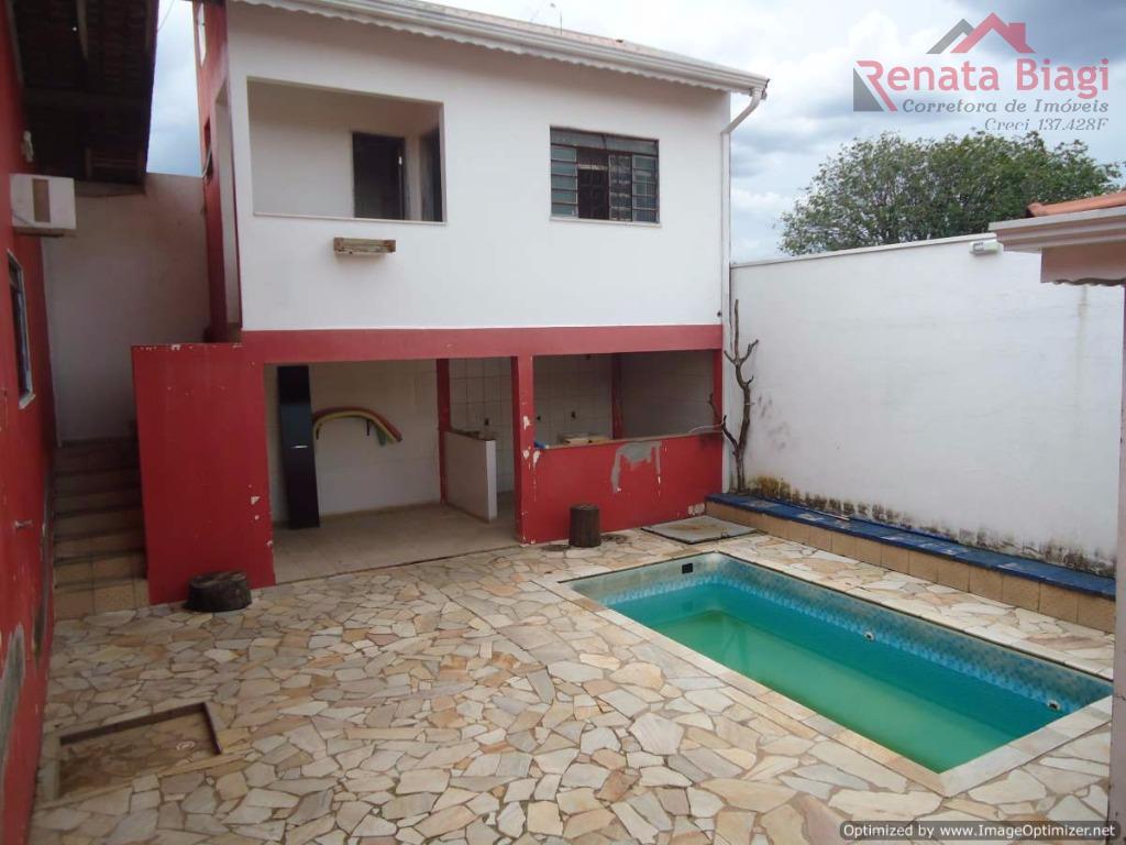 Casa com piscina, Jardim Nossa Senhora da Penha, Hortolândia