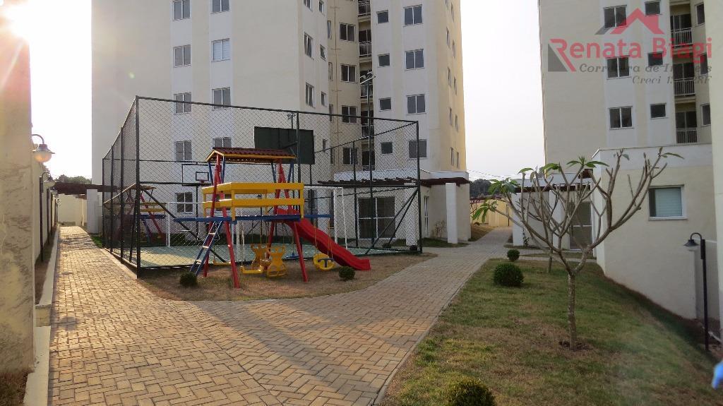 Apartamento no Reserva João Aranha, Paulínia