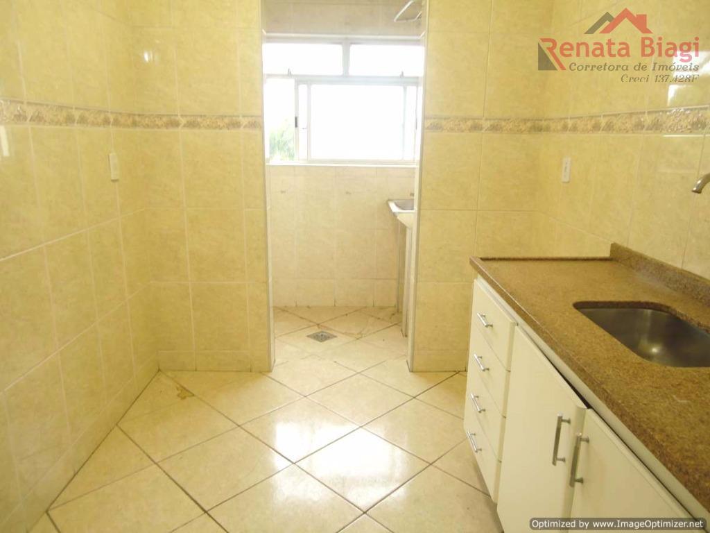 Apartamento 3 Dormitórios, Residencial Arco Íris - Jd. Santa Esmeralda