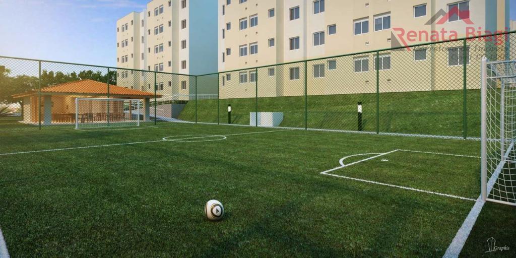 Apartamento em Paulínia - Residencial Bom Retiro - 133.000
