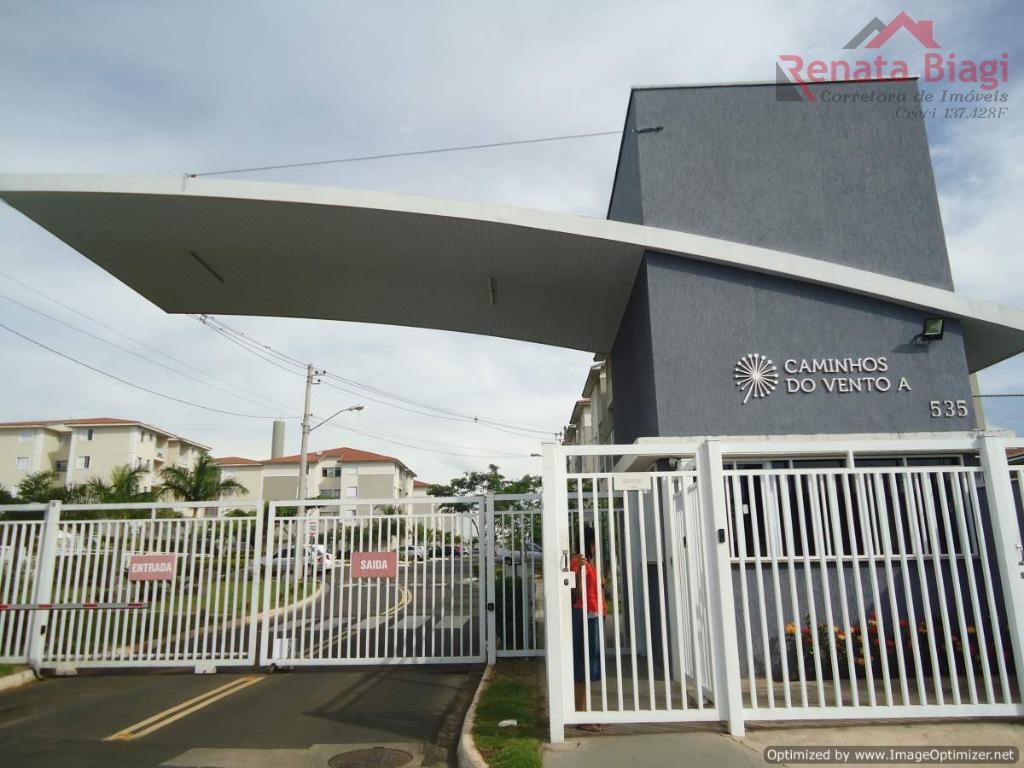 Apartamento Condomínio Caminhos do Vento A - Hortolândia