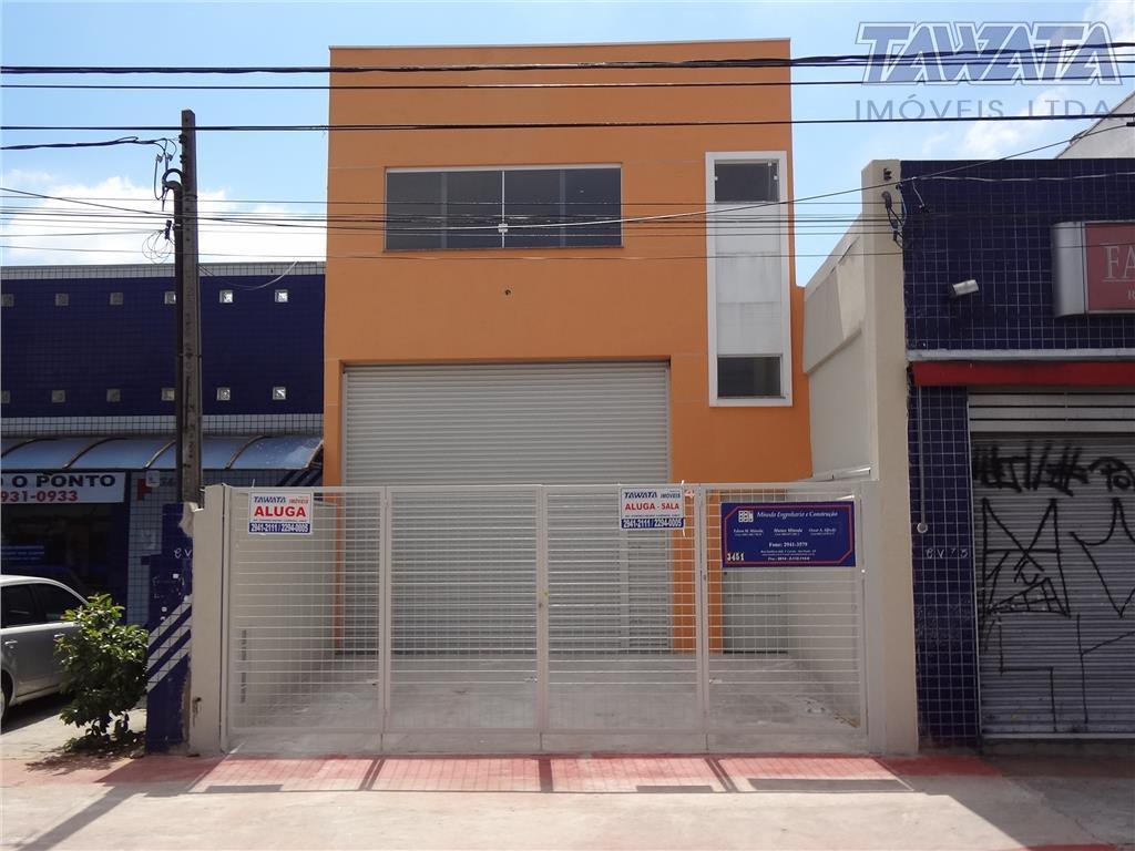 Salão comercial para locação, Vila Carrão, São Paulo.