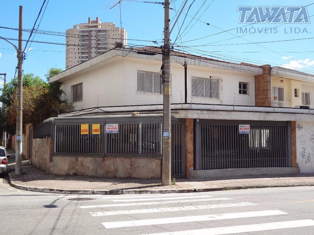 Sobrado comercial para locação, Vila Carrão, São Paulo.