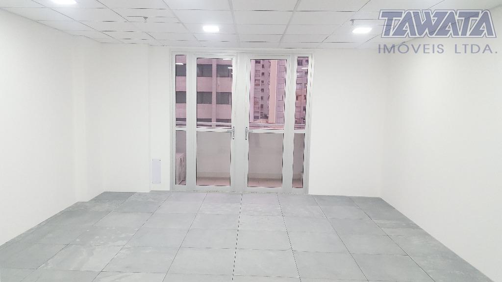 Sala comercial para locação, Cerqueira César, São Paulo.
