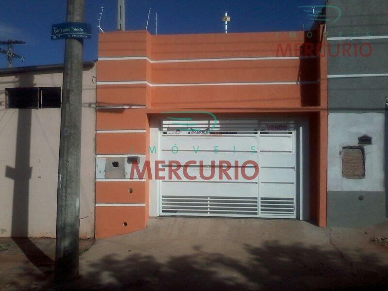 Casa residencial à venda, Jardim Vânia Maria, Bauru - CA0252.